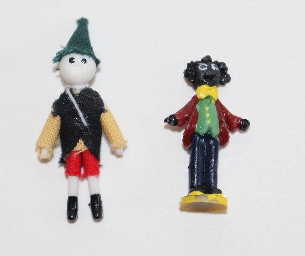 Scarecrow and Minstrel Boy