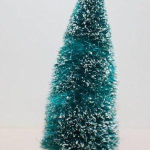 Xmas Tree with Snow