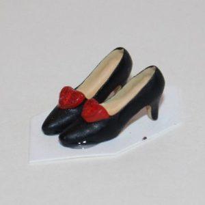 Black Ladies Shoes.