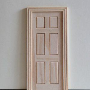 6 Panel False Door