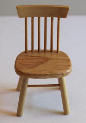 Kitchen chair pine