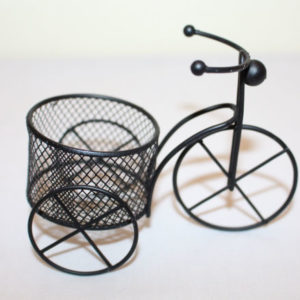 Black Wire Bike