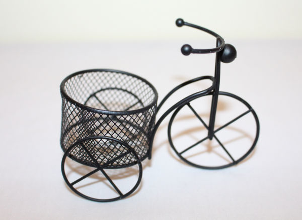 Black Wire Bike