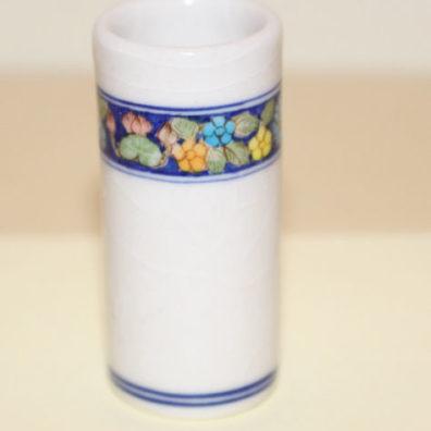 Umbrella Stand White Porcelain
