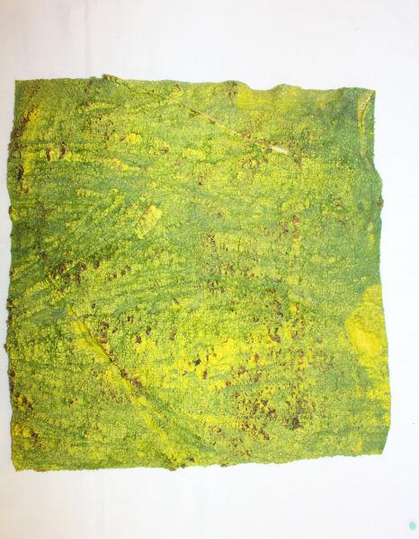 Green Rustic Flooring