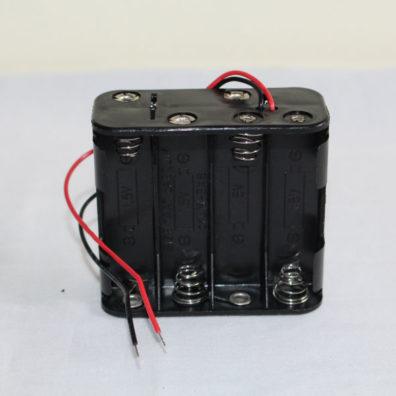 Battery Holder -AA 12 volt