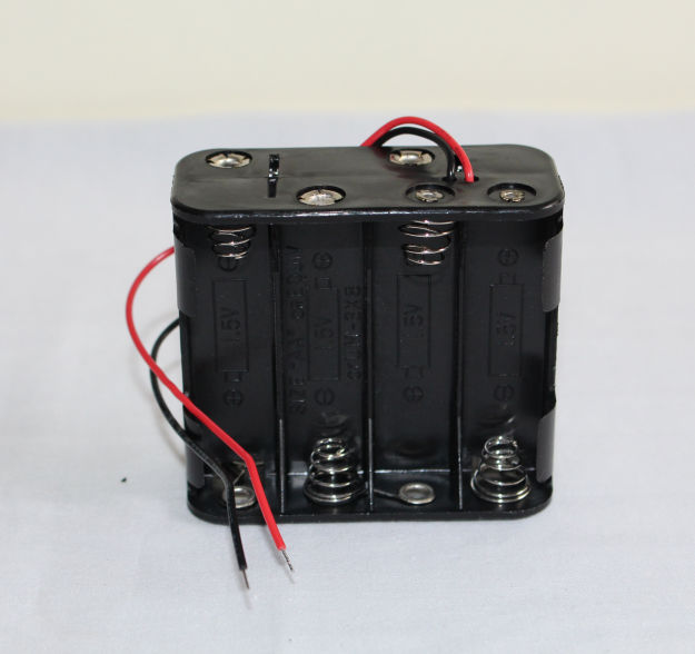 Battery Holder -AA 12 volt